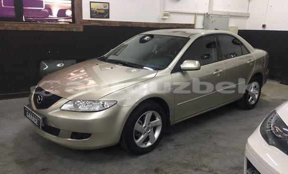 Buy Used Mazda Mazda 6 Brown Car in Tashkent in Toskent