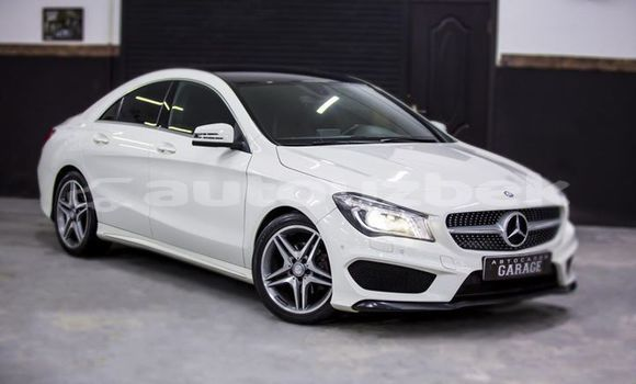 Buy Used Mercedes‒Benz CL–Class White Car in Tashkent in Toskent