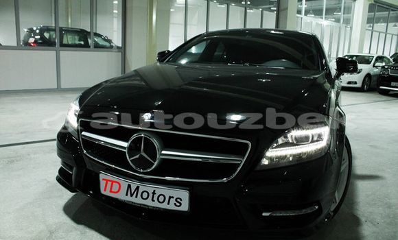 Buy Imported Mercedes‒Benz CLS–Class Black Car in Tashkent in Toskent