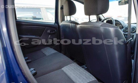 Buy Import Renault Duster Blue Car in Import - Dubai in Andijon