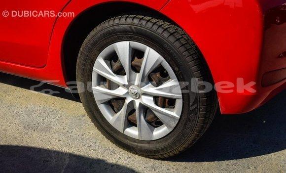 Buy Import Toyota Yaris Red Car in Import - Dubai in Andijon
