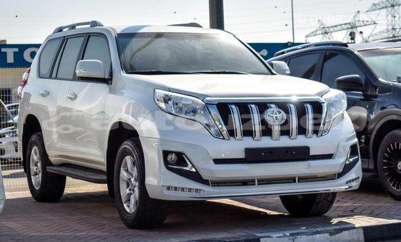 Buy Import Toyota Prado White Car in Import - Dubai in Andijon
