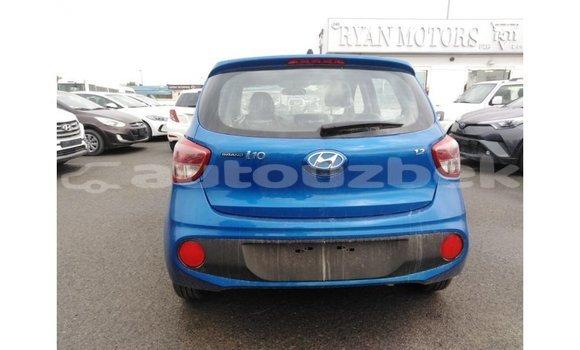 Buy Import Hyundai i10 Blue Car in Import - Dubai in Andijon