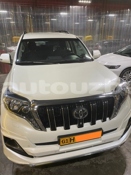 Big with watermark toyota prado toskent tashkent 3349