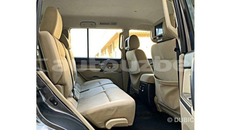 Big with watermark mitsubishi pajero andijon import dubai 3448