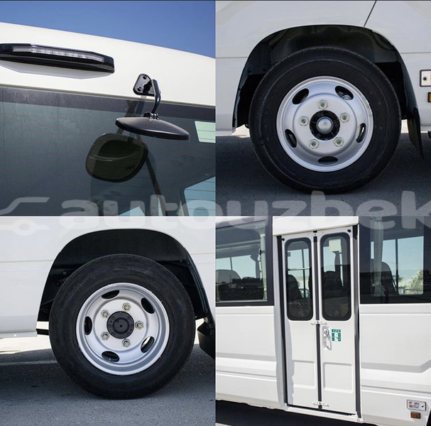 Big with watermark toyota coaster andijon import dubai 3974