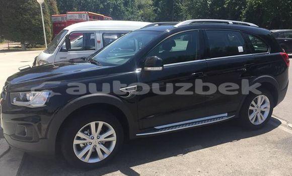 Buy Used Chevrolet Captiva Black Car in Tashkent in Toskent